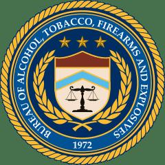 Bureau of Alcohol, Tobacco, & Firearms (ATF) logo