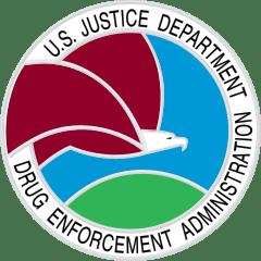 Drug Enforcement Agency (DEA) logo