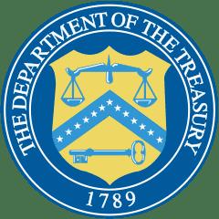 United States Treasury logo
