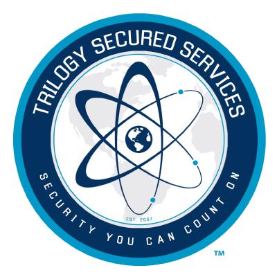 Trilogy Secured Services Logo